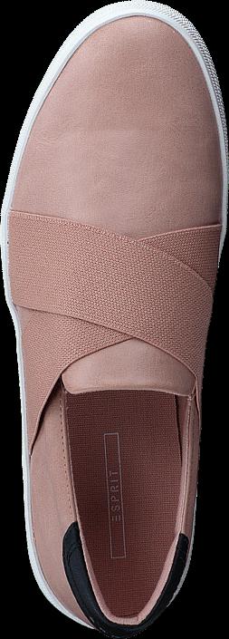 Kjøp Esprit Semmy Slip On Dusty Nude Rosa Sko Online