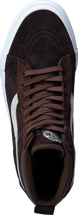 Kjøp Vans UA SK8-Hi MTE (MTE) dark earth/seal brown  Sko Online