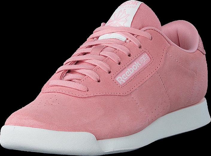 Kjøp Reebok Classic Princess Woven Emb Sweet Pink/Chalk Rosa Sko Online