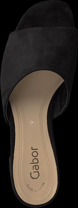 Kjøp Gabor 81.740-47 Black Brune Sko Online