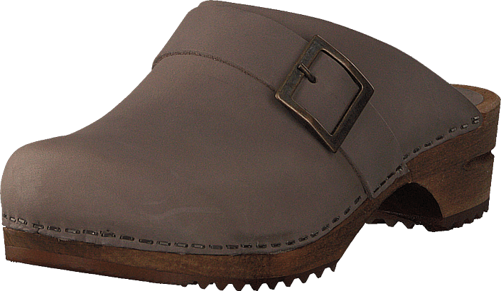 Kjøp Sanita Clogs Urban Grey Brune Sko Online