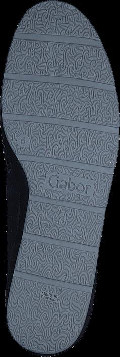 Kjøp Gabor 82.401-36 Bluette Blå Sko Online