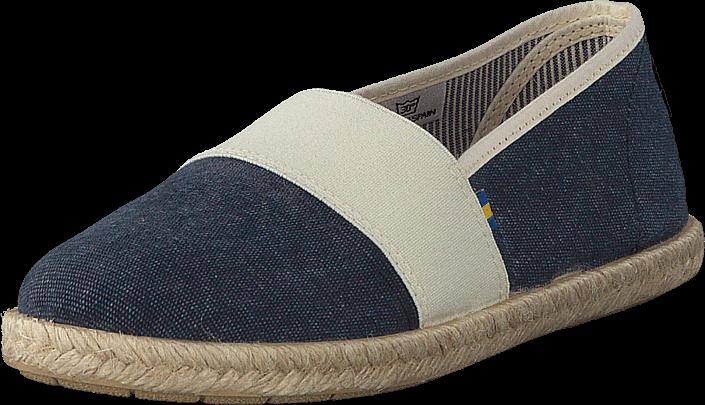 Kjøp Kavat Furuvik TX Blue Beige Sko Online