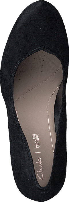 Kjøp Clarks Dalia Rose Black Sde Blå Sko Online