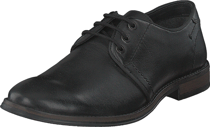 Kjøp Cavalet Mens Shoe Black Svarte Sko Online