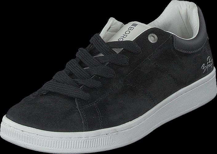Kjøp Björn Borg T340 Low Wsh M Black Svarte Sko Online