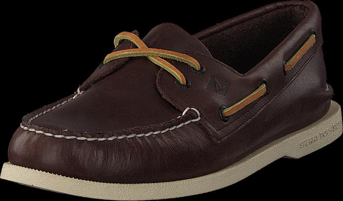 Kjøp Sperry Topsider A/O Classic Brown Brune Sko Online