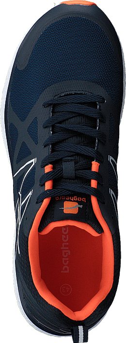 Kjøp Bagheera Thunder Navy/Orange Blå Sko Online