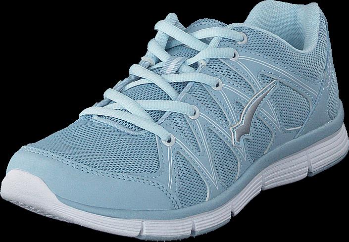 Kjøp Bagheera Omega Light Blue/White Hvite Sko Online
