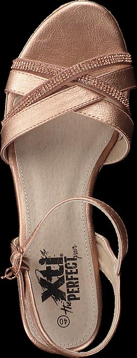 Kjøp Xti 47656 Nude Beige Sko Online