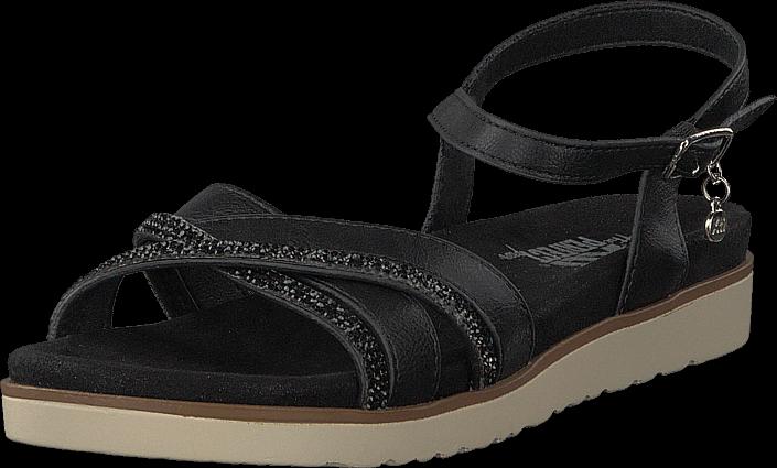 Kjøp Xti 47664 Black Svarte Sko Online