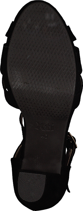 Kjøp Xti 47959 Black Svarte Sko Online