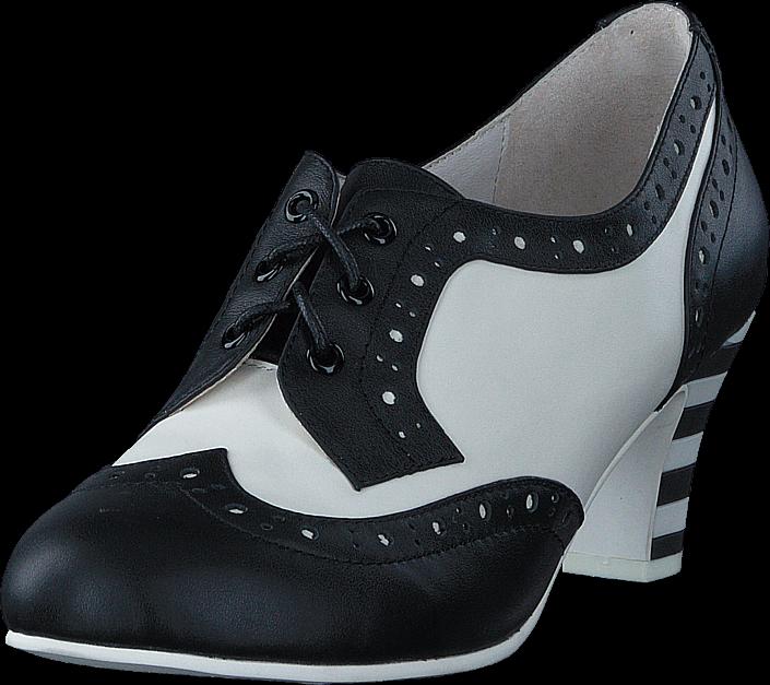 Kjøp Lola Ramona Ava Black/white Blå Sko Online