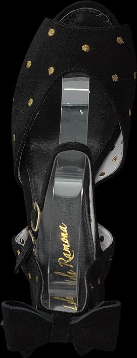 Kjøp Lola Ramona Angie Black Svarte Sko Online