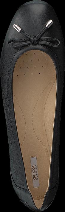 Kjøp Geox D Lamulay Black Svarte Sko Online