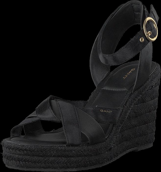 Kjøp Gant Jenny Black Svarte Sko Online