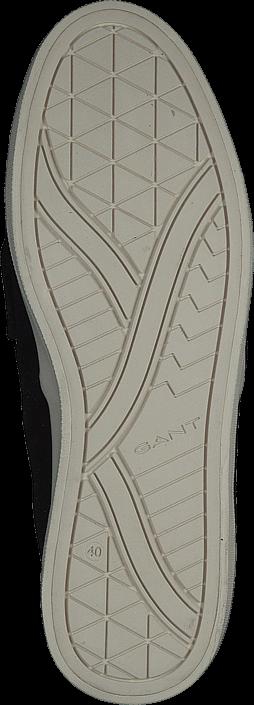 Kjøp Gant Amanda Slip-on Shoes Black Svarte Sko Online