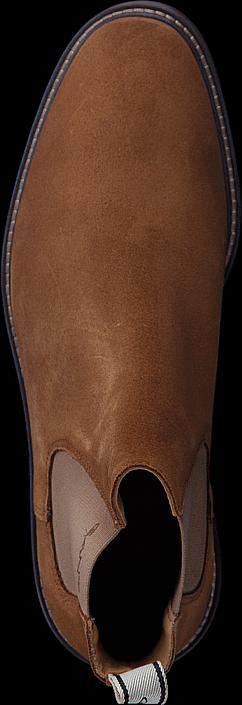 Kjøp Gant Ricardo Cognac Brune Sko Online