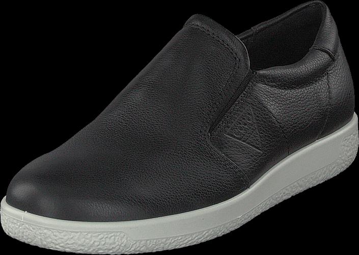 Kjøp Ecco Soft 1 Black Svarte Sko Online