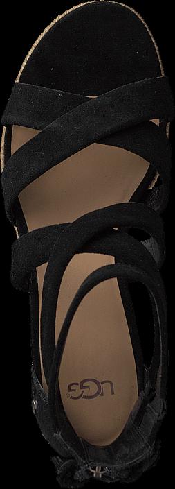 Kjøp UGG Raquel Black Svarte Sko Online