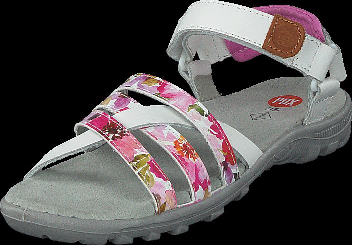Kjøp Pax Meya Pink/multi Grå Sko Online