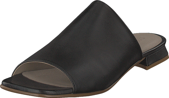 Kjøp Bianco Flat Dress Mule Black Svarte Sko Online