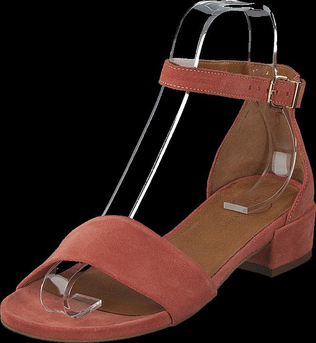 Kjøp Bianco Classic Suede Sandal Light Pink Rosa Sko Online
