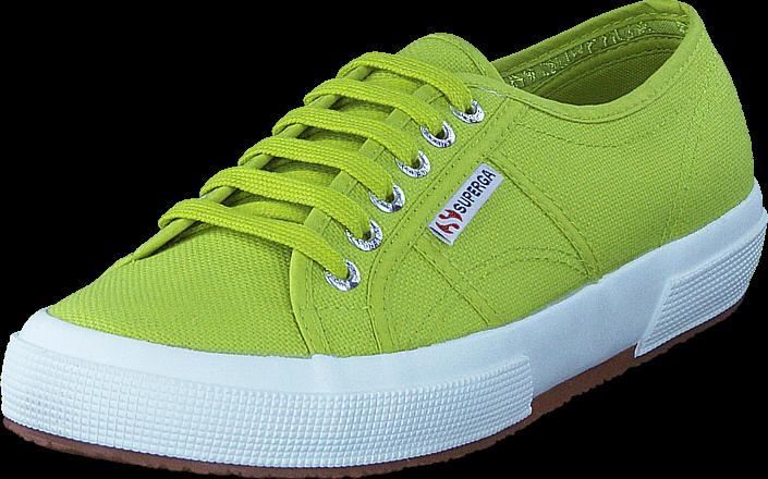 5bec2c664d4 Kjøp Superga 2750cotu Classic Apple Green Grønne Sko Online ...