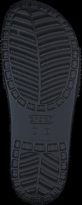 Kjøp Crocs Crocs Sloane Embellished Slide Black/black Blå Sko Online