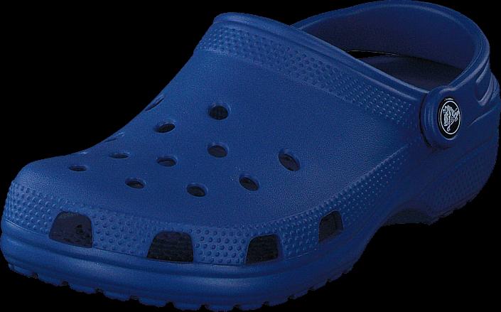 Kjøp Crocs Classic Blue Jean Blå Sko Online