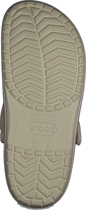 309dcdba6e12 Kjøp Crocs Crocband Stucco melon Hvite Sko Online ...