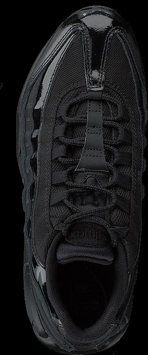 Kjøp Nike Womens Nike Air Max 95 Black/black-black Svarte Sko Online
