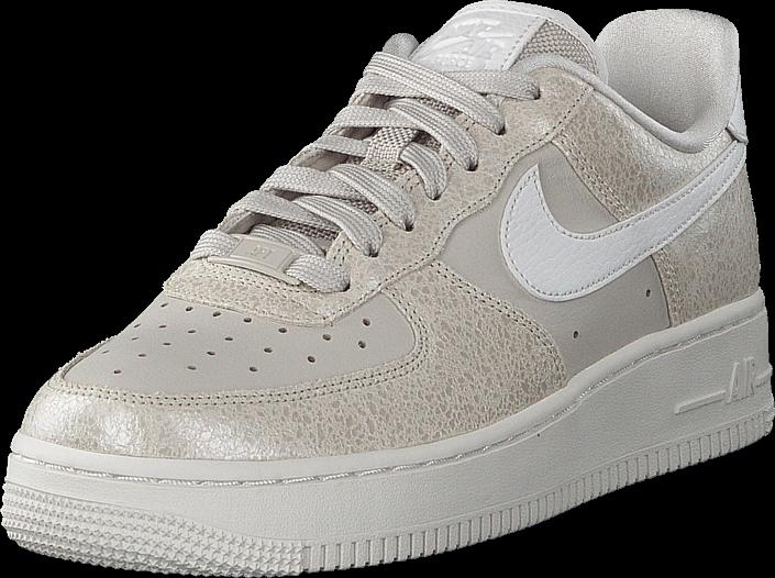 Kjøp Nike Air Force 1 07 Premium Light Bone/summit Wht-bone Hvite Sko Online