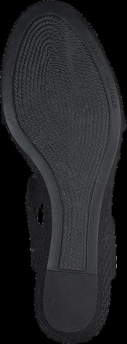 Kjøp Tommy Hilfiger Elba 33 Midnight Svarte Sko Online