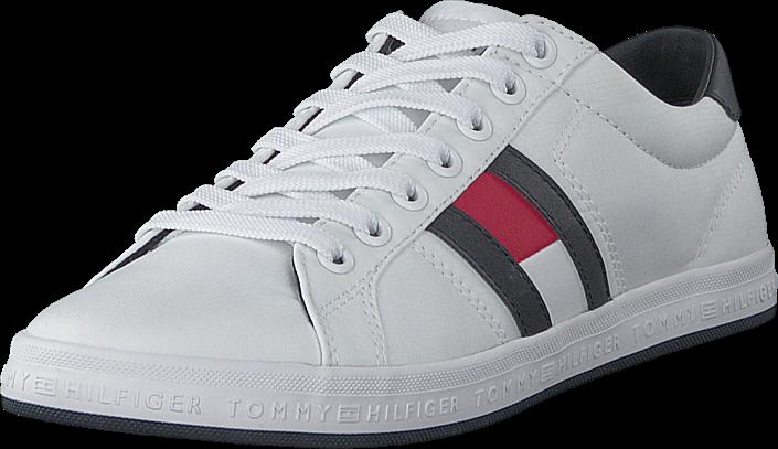 Kjøp Tommy Hilfiger Howell 7 White Hvite Sko Online