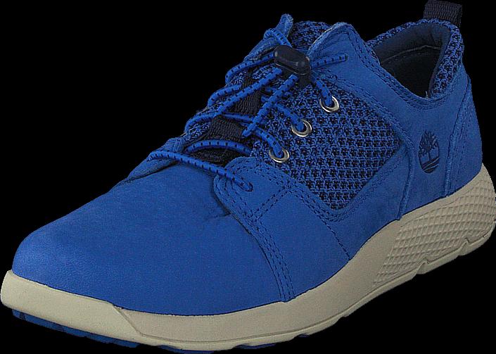 Kjøp Timberland Flyroam L/f Oxford Olympian Blue Blå Sko Online
