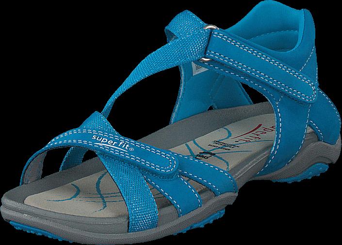 Kjøp Superfit Nancy Turquoise Blå Sko Online