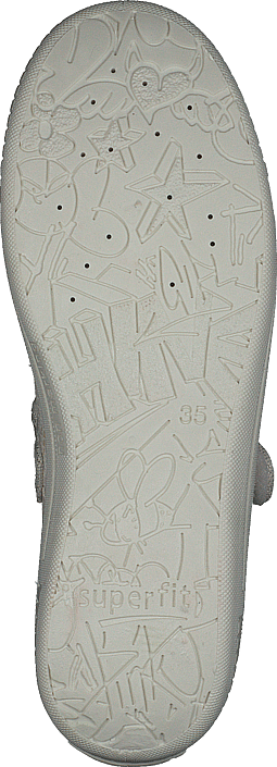 Kjøp Superfit Bella White Multi Hvite Sko Online