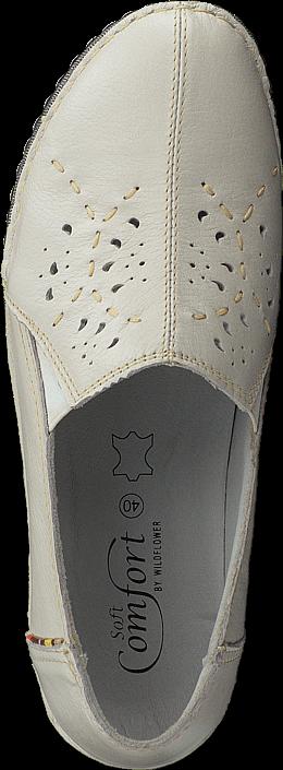 Kjøp Soft Comfort Isar Off White Hvite Sko Online