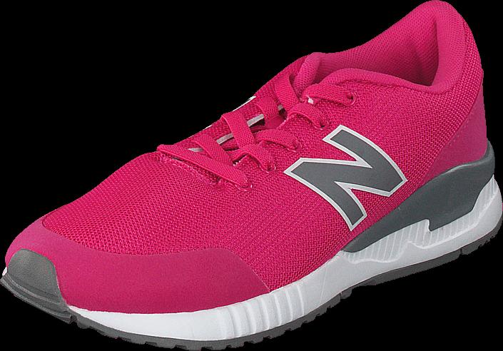 reputable site 6e9c6 8e398 Kjøp New Balance Kv005pwy Pink white Røde Sko Online