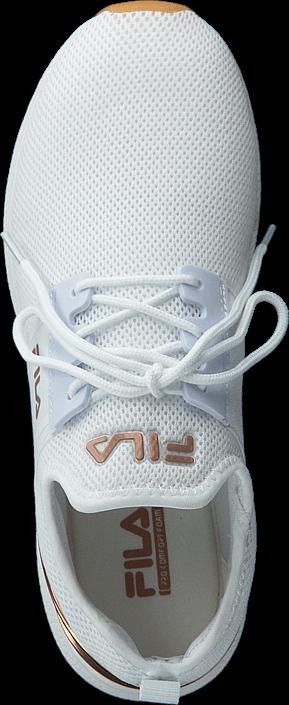 Kjøp Fila Control Low Wmn White/rose Gold Hvite Sko Online
