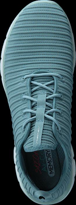 Kjøp Skechers Flex Appeal 2.0 Sage Turkis Sko Online