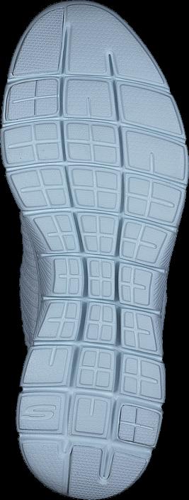 Kjøp Skechers Flex Appeal 2.0 Wht Hvite Sko Online