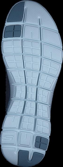 Kjøp Skechers Flex Appeal 2.0 Blu Blå Sko Online