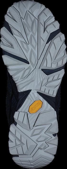 Kjøp Merrell Moab Fst 2 Gtx Navy/white Blå Sko Online