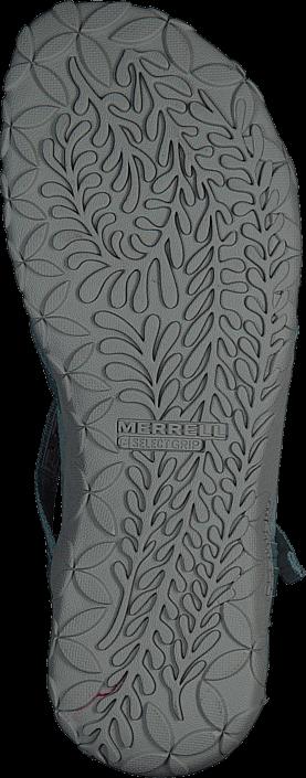 Kjøp Merrell Terran Ari Lattice Aquifer Turkis Sko Online