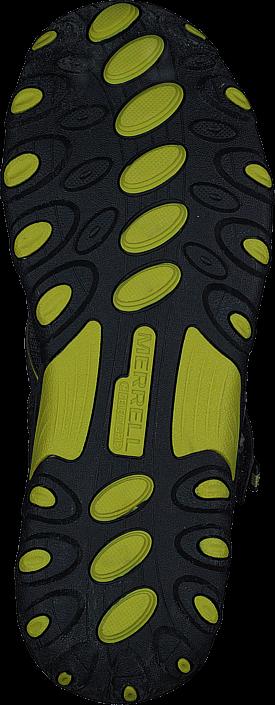 Kjøp Merrell Hydro H20 Sandal Navy/lime Grå Sko Online