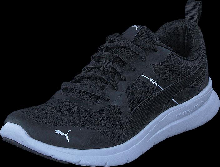 Kjøp Puma Puma Flex Essential Puma Black-puma Black Blå Sko Online