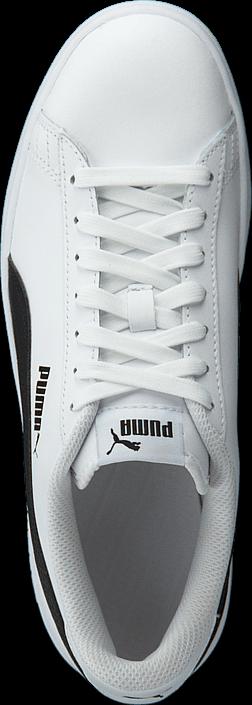 Kjøp Puma Puma Smash V2 L Puma White-puma Black Hvite Sko Online