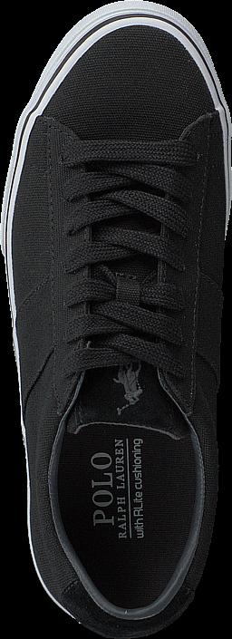 Kjøp Polo Ralph Lauren Sayer-sneakers-vulc Black Brune Sko Online